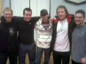 Me Paul Irish, Steve Kus Adam