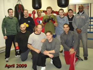 Combative Concepts AMA Group Shot